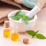 can you put essential oils in a humidifier?
