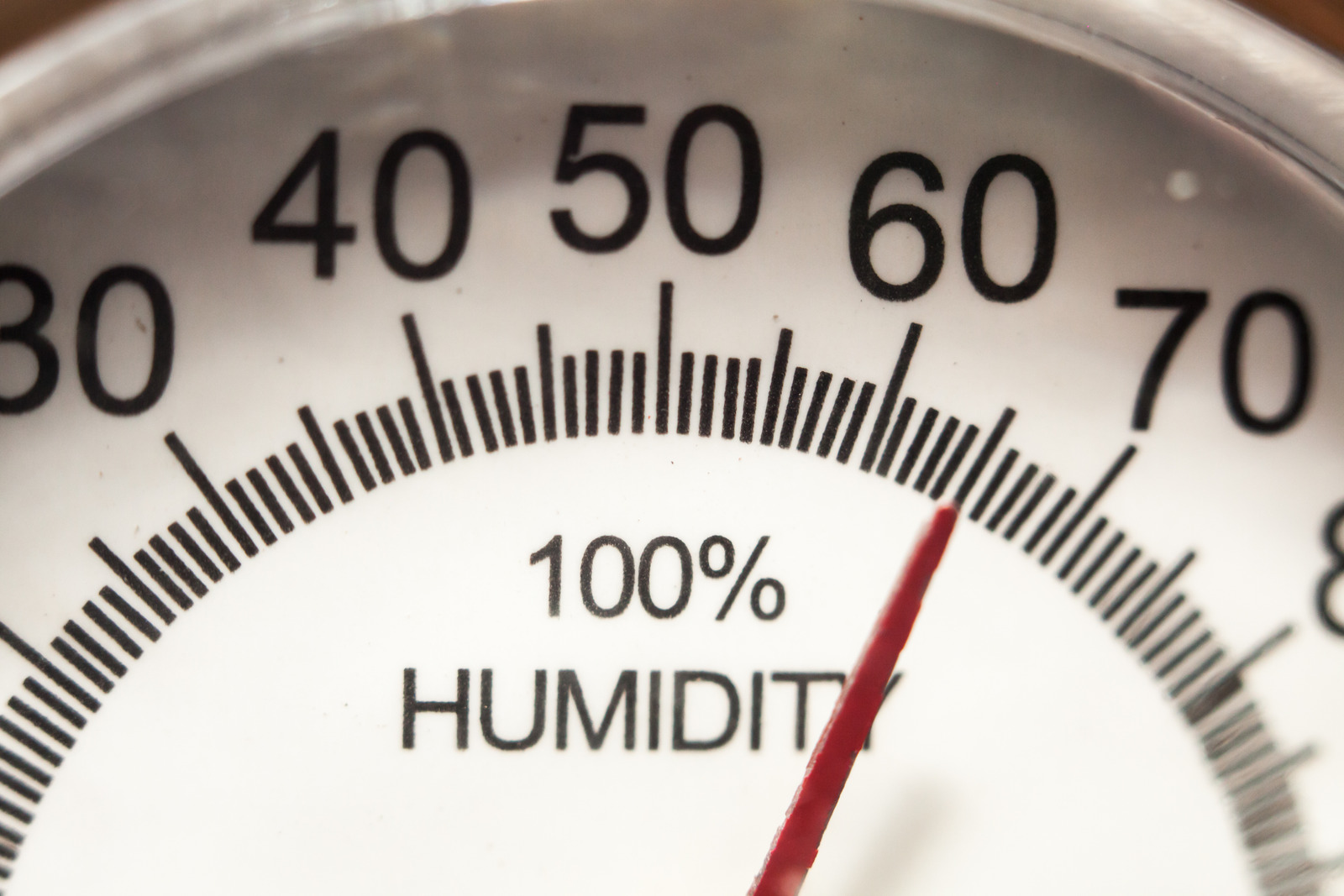 how to test humidity without a hygrometer
